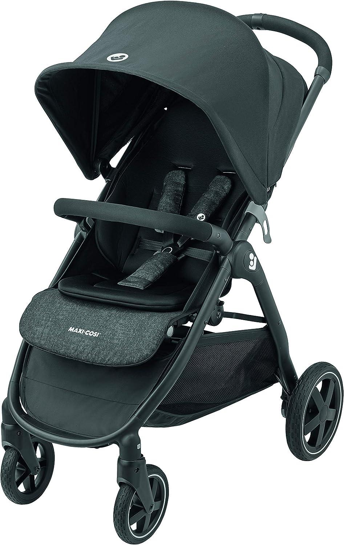 Nomad Black Maxi-Cosi Gia Convenience Stroller