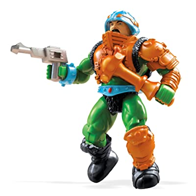 Mega Construx Heroes Motu Man At Arms Building Set: Toys & Games