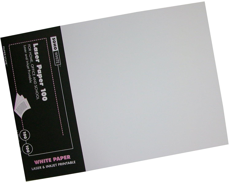 Paperstate Soho WP0005 - Papel para impresoras láser, tamaño A4 ...