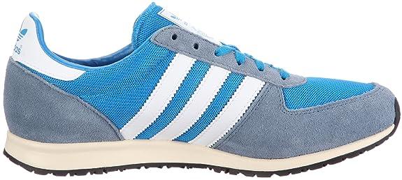 adidas Adistar Racer V22767 Herren Laufschuhe, Blau (pool/white/slate), EU  40 2/3 (UK 7): Amazon.de: Schuhe & Handtaschen