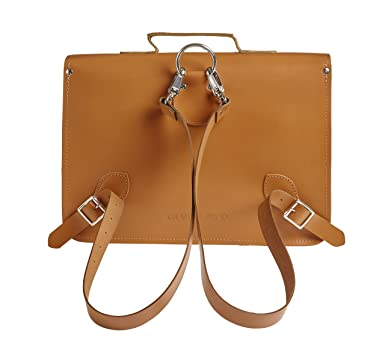 Amazon.com | Oxford Bag Company Men's Classic Handmade Leather ...