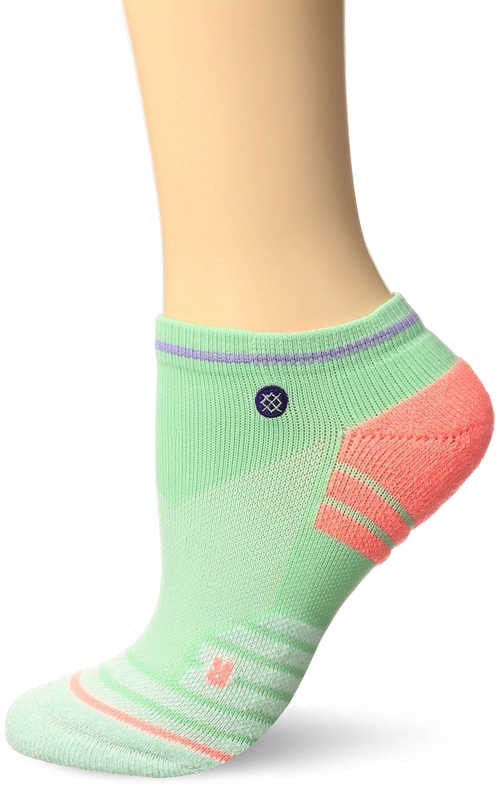 Stance Women's Mint Trees Low Ankle Sock, Seafoam, Medium