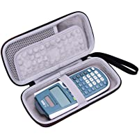 LTGEM Hard Case for Texas Instruments TI-30XS / TI-36X Pro Engineering Multiview Scientific Calculator - Travel Protective Carrying Storage Bag