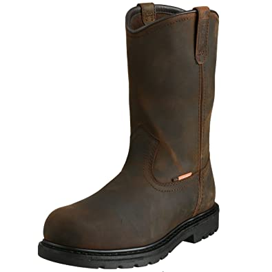 ca91f9c549c Amazon.com | WORX by Red Wing Shoes Men's 5700 9