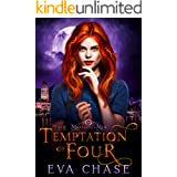 The Temptation of Four (Moriarty's Men Book 2)