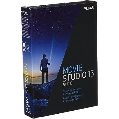 VEGAS Movie Studio 15 Suite