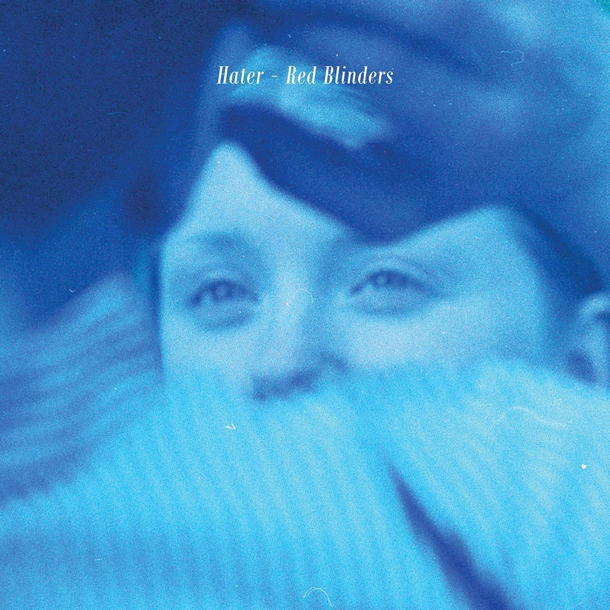 Hater - Red Blinders (CD)