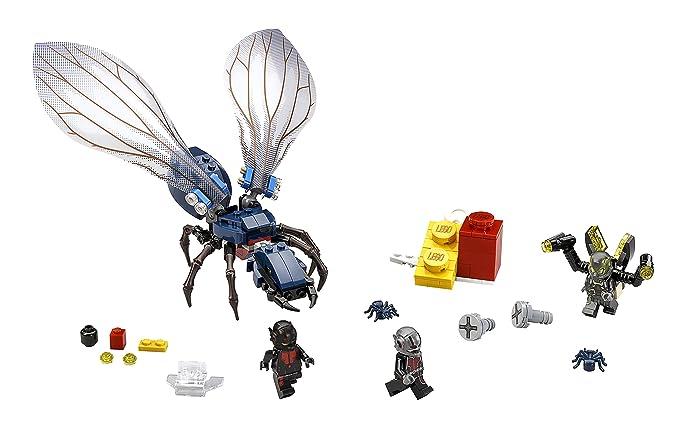 Ant-Man Kit 76039 Edificio LEGO Superhroes de Marvel: LEGO: Amazon ...