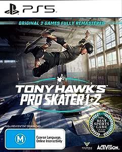 PS5 Tony Hawk Pro Skater 1+2