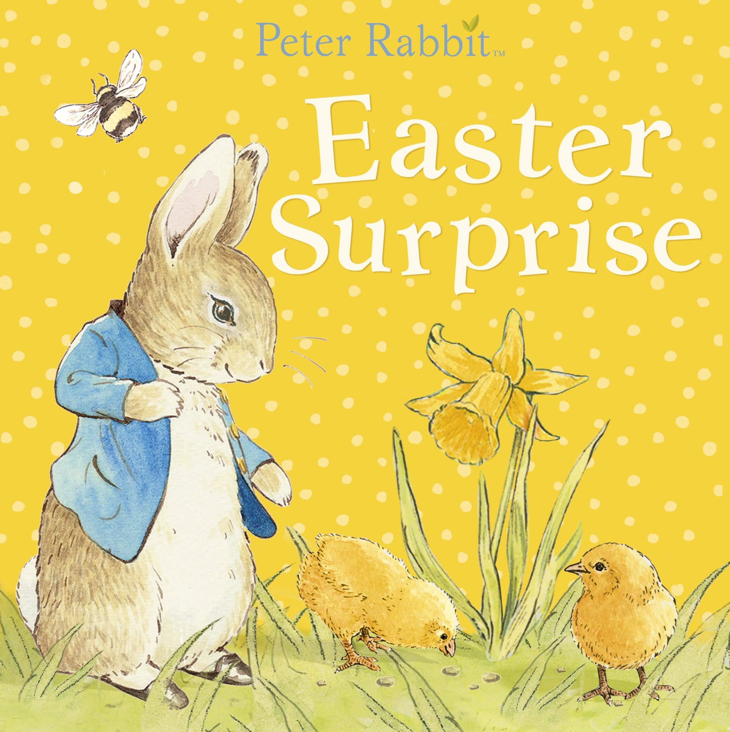 Easter Peter Rabbit Beatrix Potter