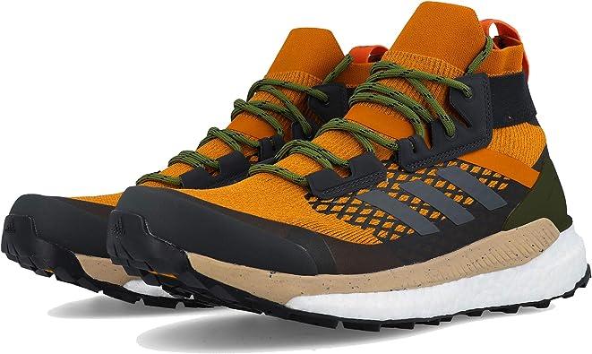 Chaussure de randonnée Terrex Free Hiker Marron adidas