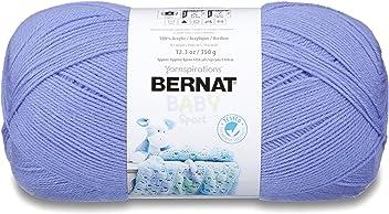 Single Ball 12.3 Ounce Baby Ecru Bernat Baby Big Ball Sport Yarn Solid
