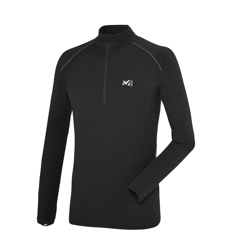 Millet C Wool Blend 150 Zip LS Camiseta Interior para Hombre: Amazon.es: Deportes y aire libre