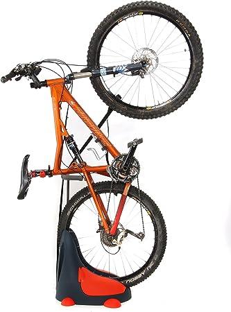Soporte de bicicleta Roll & Store para ahorro de espacio para ...