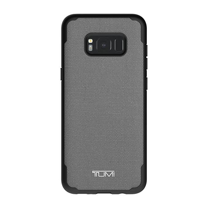 Amazon TUMI Coated Canvas Co Mold Case for Samsung Galaxy S8