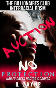 Auction (The Billionaires Club Interracial BDSM Book 2)
