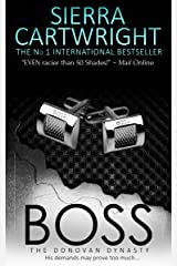 Boss (The Donovan Dynasty Book 3) Kindle Edition