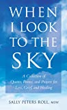 When I Look to the Sky : A Collection of Quotes, Poems and Prayers for Loss, Grief and Healing (Little Book. Big Idea.)