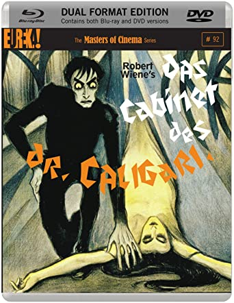 Das Cabinet Des Dr. Caligari Masters of Cinema DUAL FORMAT Edition on