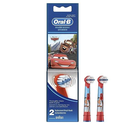 83 opinioni per Oral-B BR-EB10-2- Testine di ricambio, Pacco da 2, Modelli assortiti