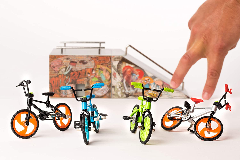 Amazon.com: Grip&Tricks – Dedo BMX – Mini BMX Freestyle ...