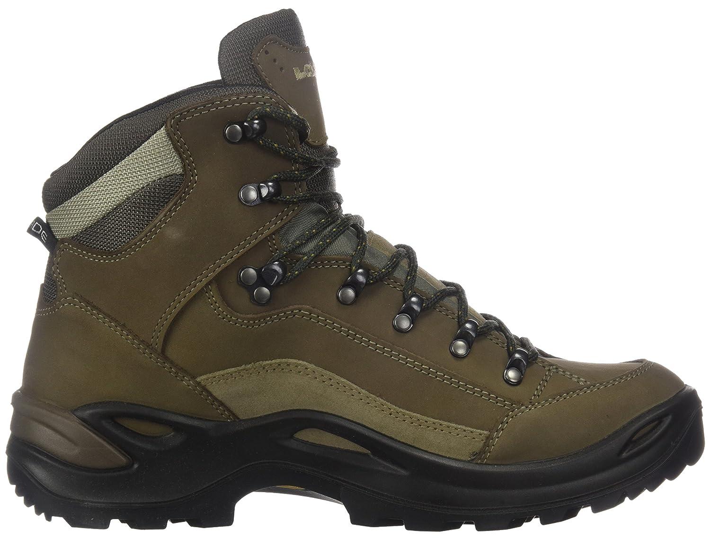 Lowa Women's Renegade GTX Mid Hiking Boot B003UM58RK 7.5 N US|Stone