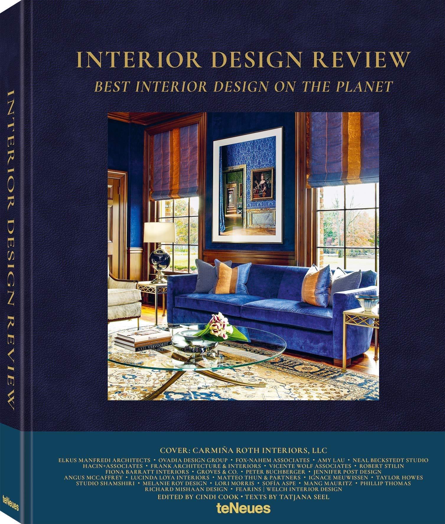Interior Design Review Best Interior Design On The Planet Von Wedel Tiny Steinhauer Marc 9783961710973 Amazon Com Books