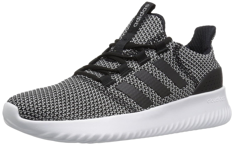 adidas Women's Cloudfoam Ultimate W Sneaker B01MQR0MGP 7.5 B(M) US|Black/Black/White