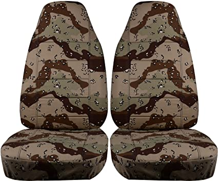 Camouflage Car Seat Covers Desert Storm Camo