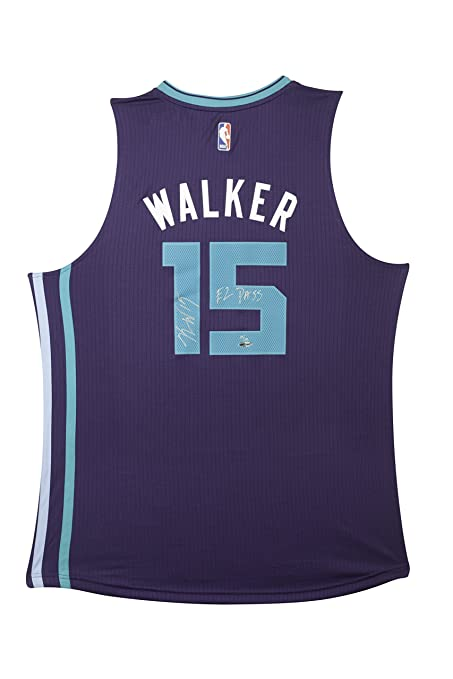 Kemba Walker Autographed   Inscribed
