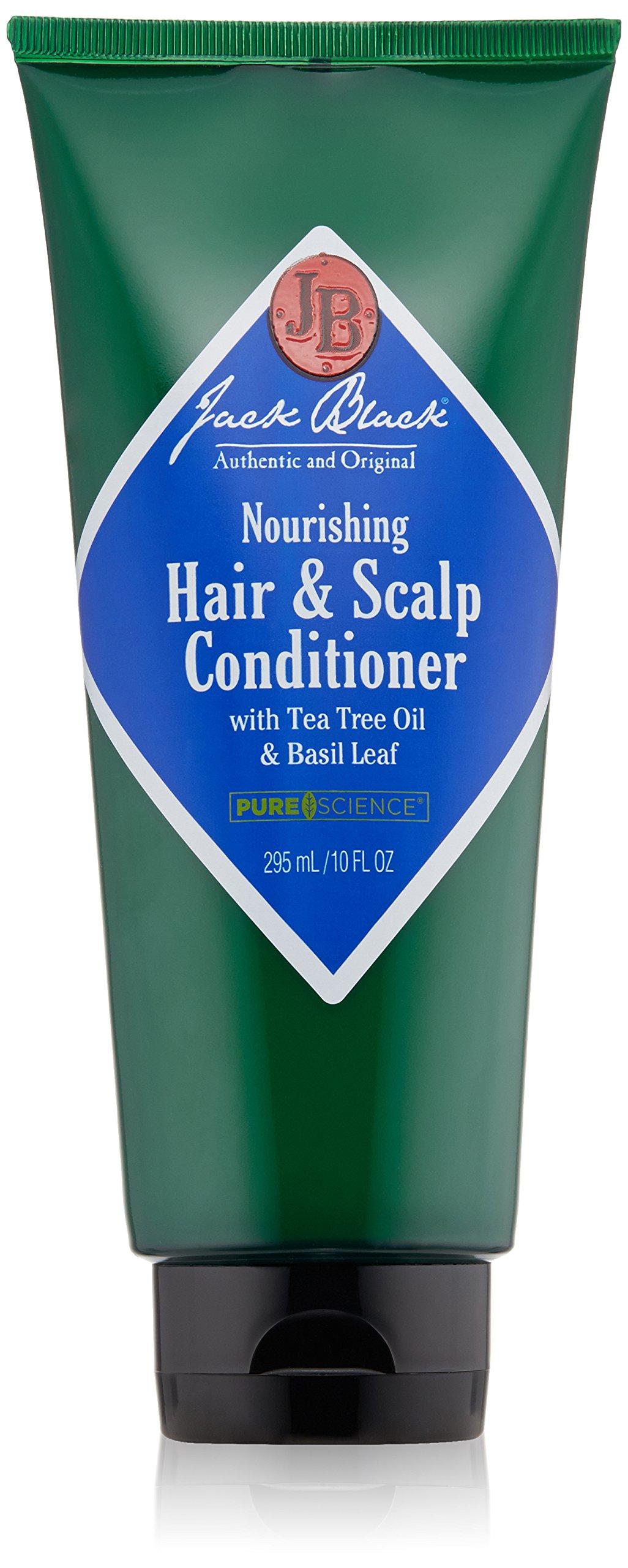 Jack Black Nourishing Hair and Scalp Conditioner, 10 oz.