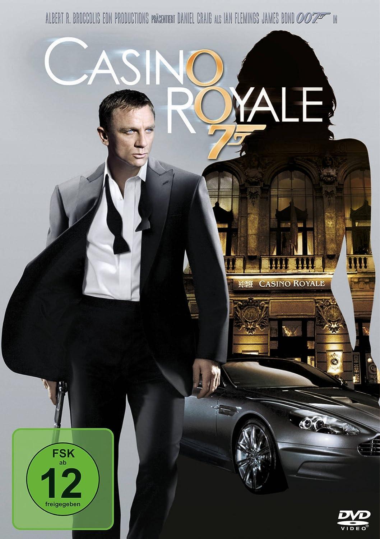 Bond casino dvd james release royale jumers casino and resort