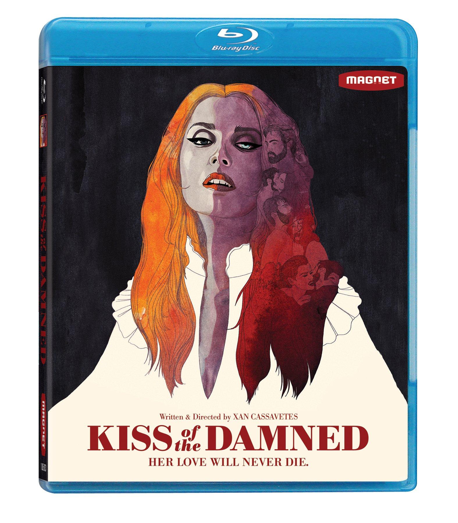 Blu-ray : Kiss Of The Damned [Alternate Artwork]