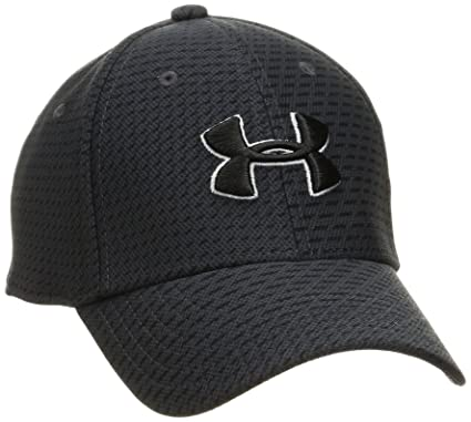 97ca2ab1296 Under Armour Boy s Printed Blitzing 3.0 Cap (Little Kids Big Kids)  Anthracite Overcast Gray Black XS SM  Amazon.ca  Clothing   Accessories