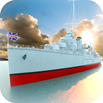 Amazon com: World War Warships: Appstore for Android