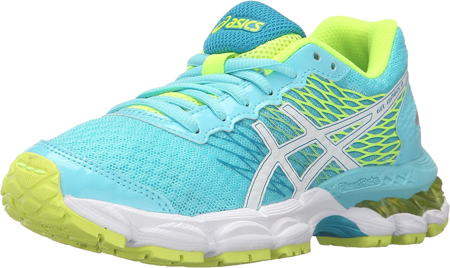 Asics Gel-Nimbus 18 Zapatilla de Running GS (Poco Kid/Big Kid): Amazon.es: Zapatos y complementos