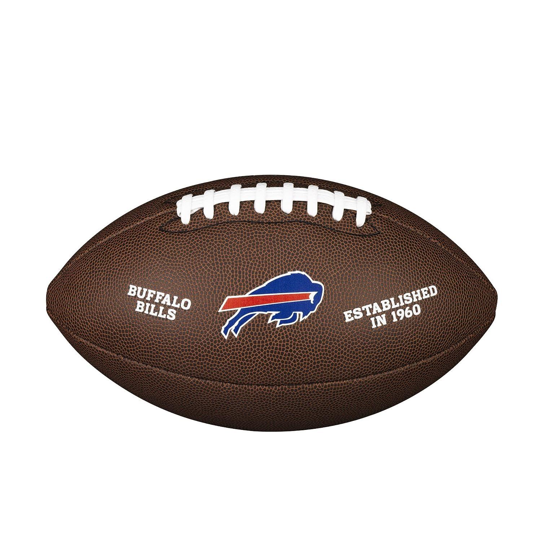 Wilson NFL Buffalo Bills Full Size Composite Football WTF1748BUF