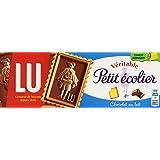 LU Biscuits Petit Ecolier chocolat au lait 150 g - Lot de 7