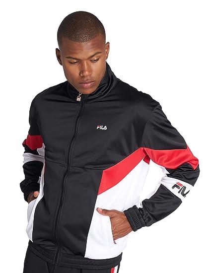 f67fe24fb14e Fila Men Jackets/Lightweight Jacket Urban Line Talbot: Amazon.co.uk:  Clothing