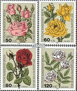 kompl.Ausgabe 1986 Wohlfahrt Prophila Collection Berlin 765-768 Glas // Keramik // Porzellan Briefmarken f/ür Sammler West