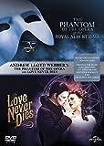 Phantom of the Opera / Love Never Dies (Double Pack) [DVD]