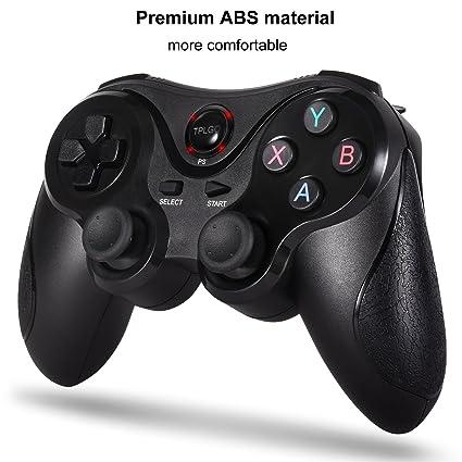 amazon com ps3 controller wireless dualshock3 ps3 tplgo wireless rh amazon com Six Axis Customize Controller Rare Six Axis Dance