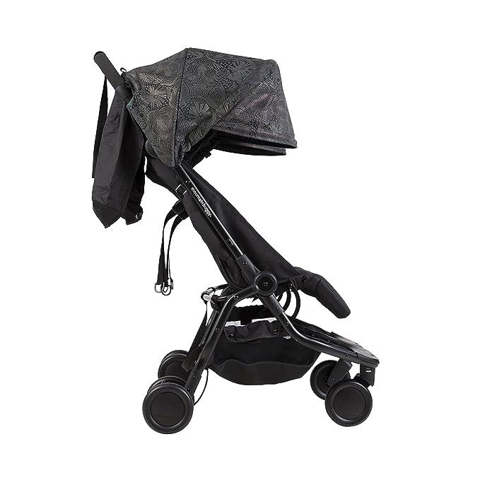 Mountain buggy Nano Duo v1 de gemelos, carrito - Edición ...