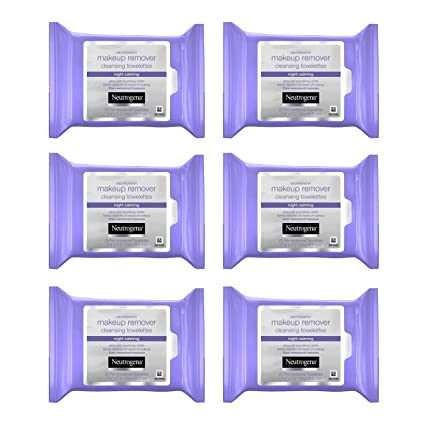 Neutrogena maquillaje Remover cleasing towelettes