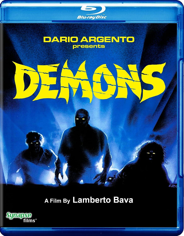 Amazon com demons blu ray urbano barberini natasha hovey geretta geretta bobby rhodes lamberto bava movies tv