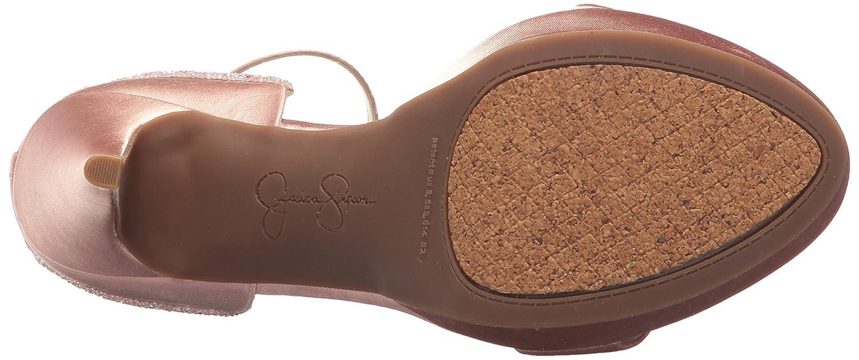 Jessica Simpson Womens BAYVINN Heeled Sandal