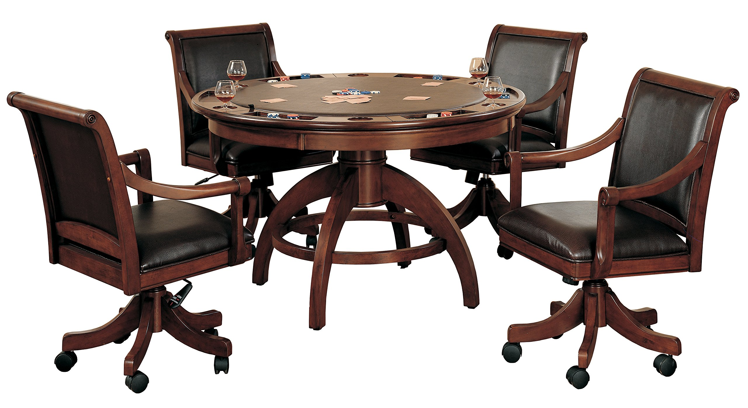 Hillsdale Furniture Palm Springs 5-Piece Game Set by Hillsdale Furniture