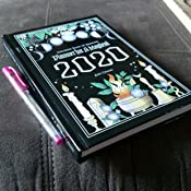 Coloring Book Of Shadows Planner For A Magical 2020 Amy
