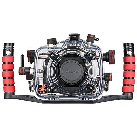 Ikelite 6871.50 Carcasa submarina para cámara: Amazon.es: Electrónica