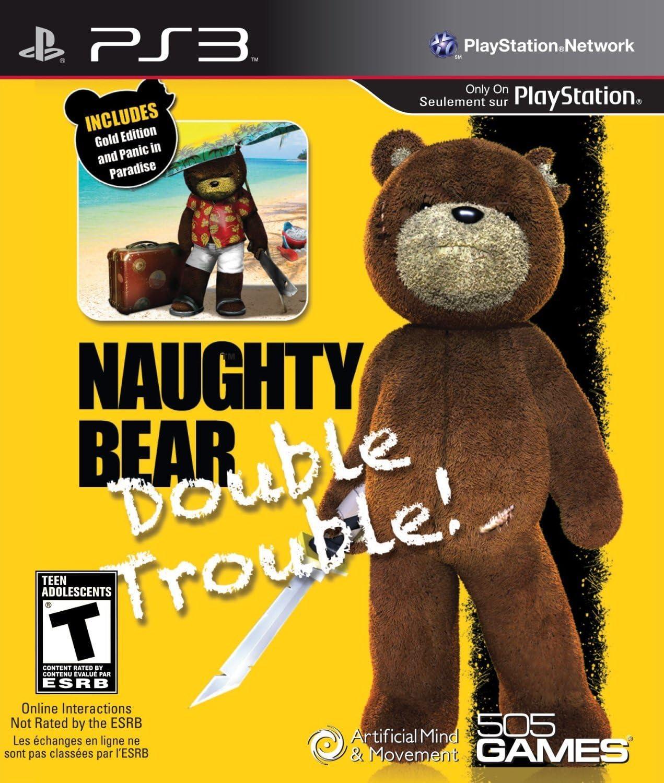 Скачать naughty bear на компьютер через торрент